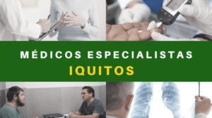 medicos iquitos